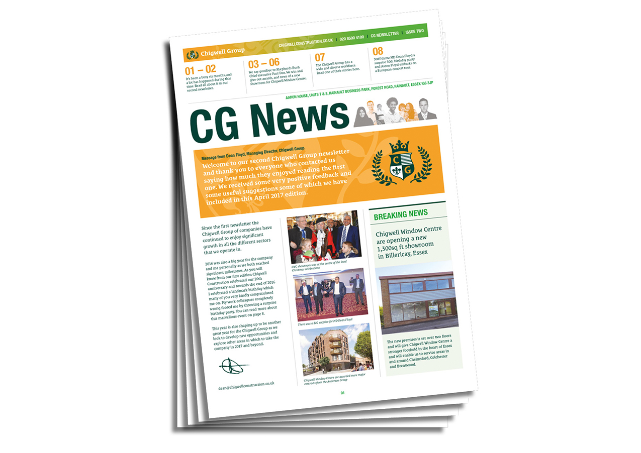 CG News Issue 2